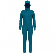 Kombinezon dziecięcy Odlo One piece suit ACTIVE WARM KIDS C/O