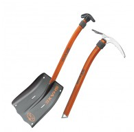 Łopata BCA SHAXE TECH SHOVEL orange