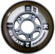 Kółka K2 80 MM PERFORMANCE WHEEL 4-PACK