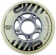Kółka K2 80 MM FREERIDE GLOW WHEEL 4-PACK