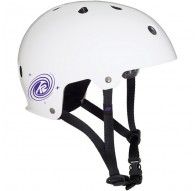 Kask K2 JR VARSITY WHITE PURPLE