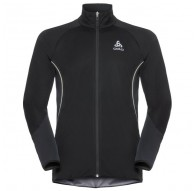 Kurtka tech. męska Odlo Jacket ZEROWEIGHT WINDPROOF REFLECT WARM C/O