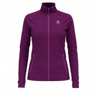 Bluza tech. damska Odlo Midlayer full zip PROITA C/O