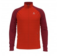 Bluza tech. męska Odlo Midlayer full zip PROITA C/O