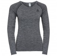 Koszulka tech. damska Odlo PERFORMANCE LIGHT Bl TOP Crew neck L/S C/O - 188141/15700