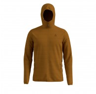Bluza tech. męska Odlo Hoody midlayer full zip HAVEN X-WARM C/O - 542002/10661