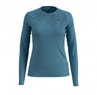 Koszulka tech. damska Odlo T-shirt l/s crew neck ALLIANCE C/O - 550711/20654
