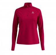 Bluza tech. damska Odlo Midlayer 1/2 zip BERNINA C/O - 592851/30174
