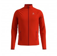 Bluza tech. męska Odlo Midlayer full zip PROITA C/O - 593092/30576