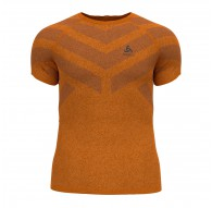 Koszulka tech. męska Odlo BL TOP Crew neck s/s KINSHIP LIGHT - 110922/50060