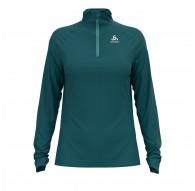 Bluza tech. damska Odlo Midlayer ESSENTIAL 1/2 ZIP - 313431/40340