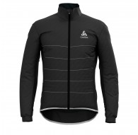 Kurtka tech. męska Odlo Jacket ZEROWEIGHT S-Thermic PRO C/O - 411672/15000