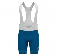 Spodenki tech. męskie Odlo Tights short suspenders  Zeroweight C/O - 422052/20784
