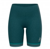 Spodenki tech. damskie Odlo Tights short Zeroweight (FUJIN) C/O - 422061/40344