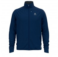 Bluza tech. męska Odlo Midlayer full zip CARVE CERAMIWARM - 542152/20400